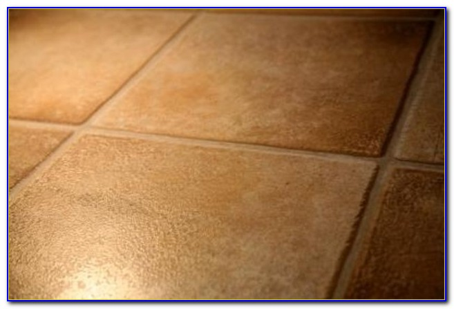 Painting Ceramic Floor Tiles In Kitchen
