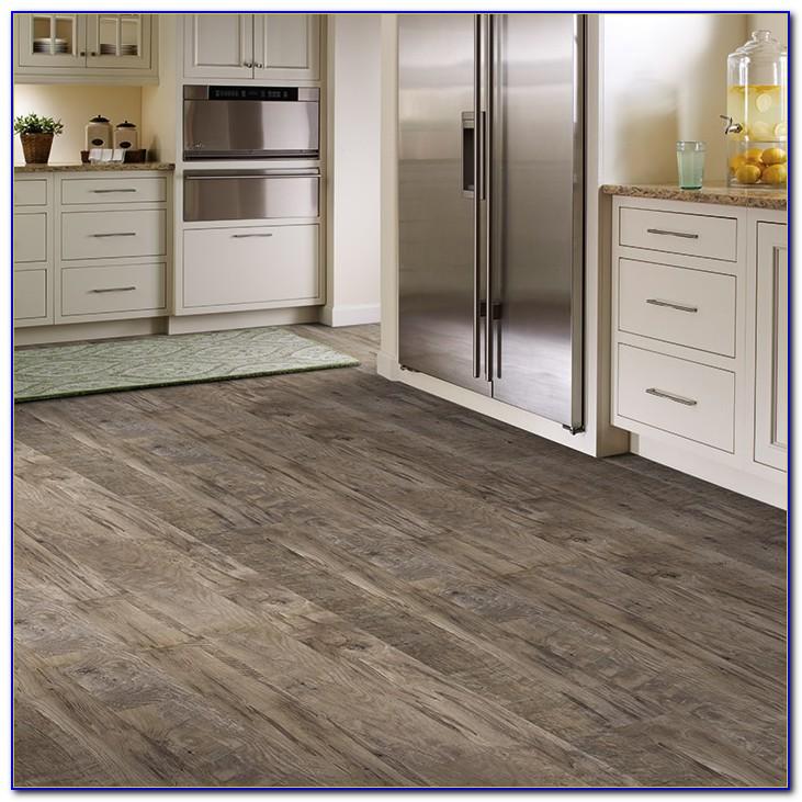 Painting Linoleum Floors To Look Like Wood