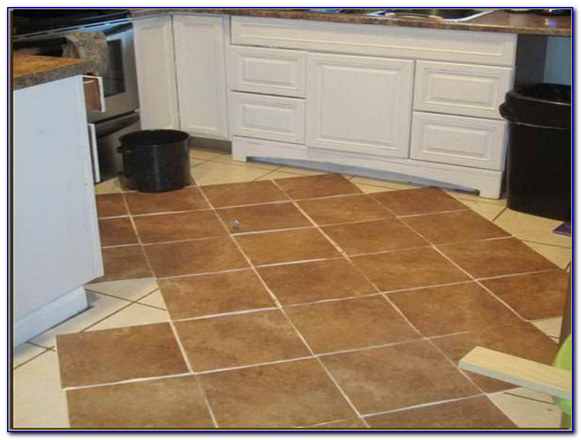 Peel And Stick Vinyl Flooring Installation