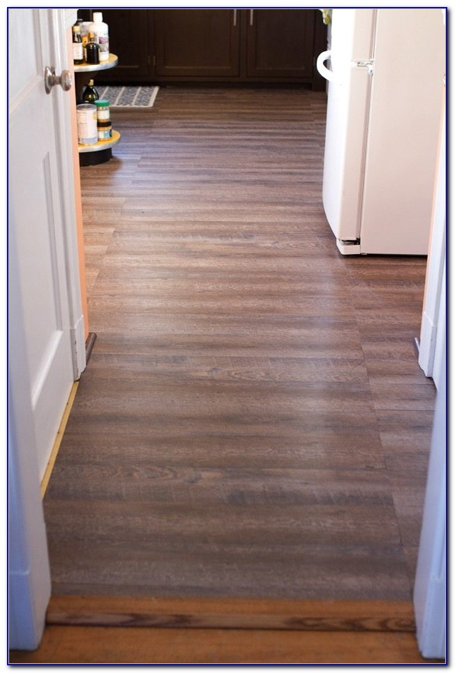 Peel And Stick Vinyl Plank Flooring Diy
