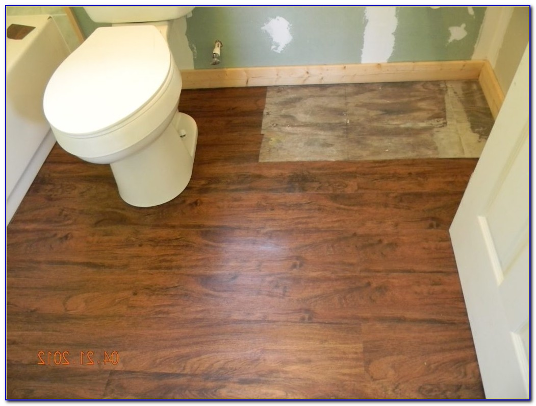 Peel And Stick Wood Flooring Planks