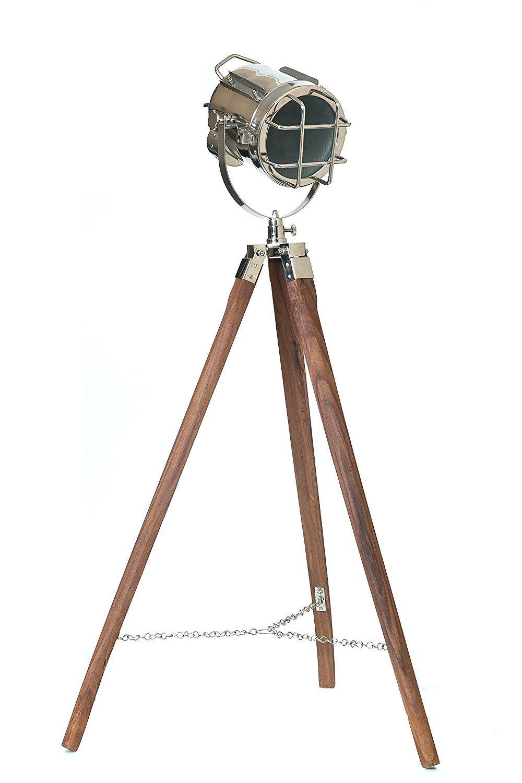 Photographer's Tripod Floor Lamp Home Decor