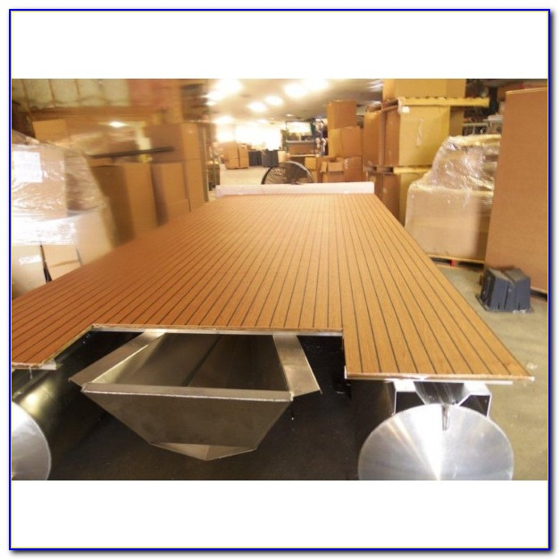 Pontoon Boat Vinyl Flooring In Canada