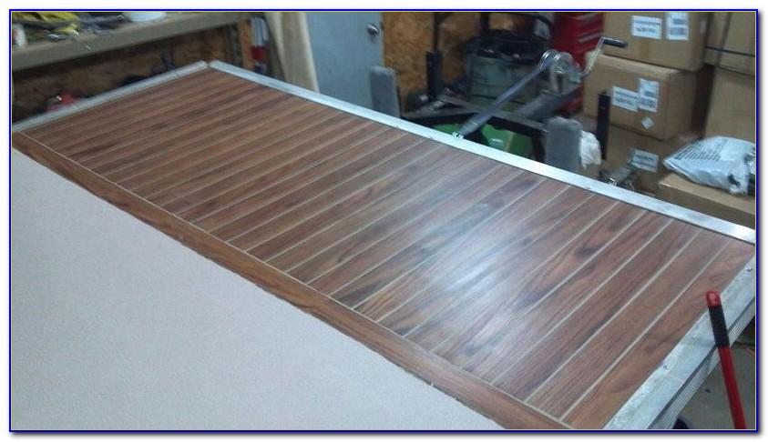 Pontoon Boat Vinyl Flooring Kits
