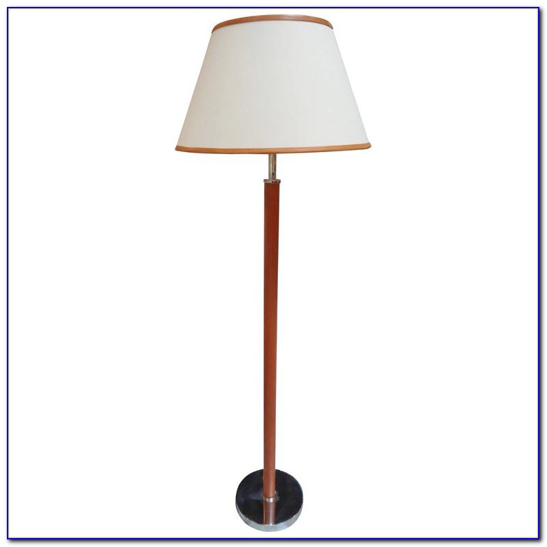 Ralph Lauren Floor Lamp Brass