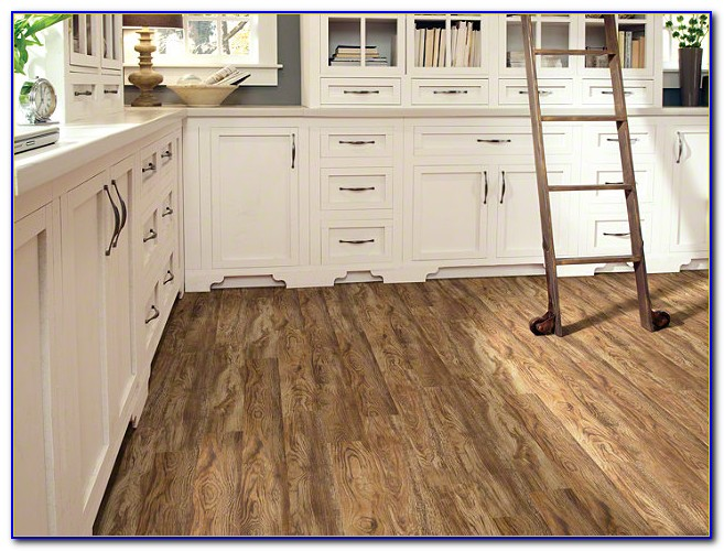 Resilient Vinyl Plank Flooring Underlayment