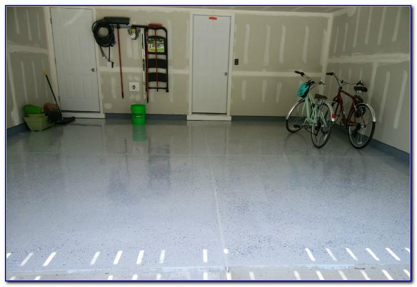 Rocksolid Garage Floor Coating Colors