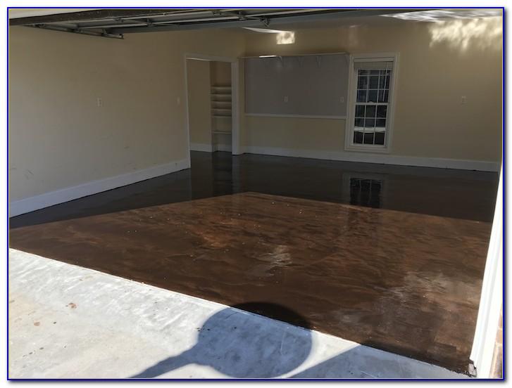Rocksolid Polycuramine Garage Floor Coating