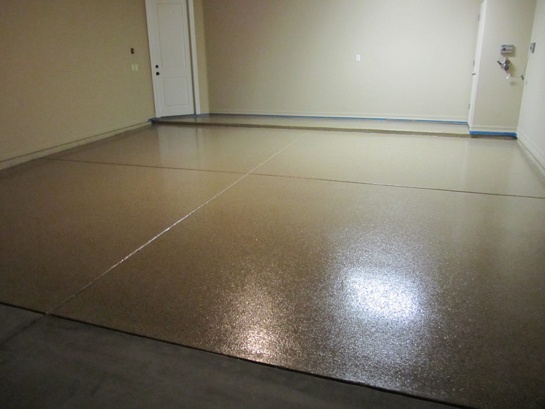 Rustoleum Garage Floor Paint Video