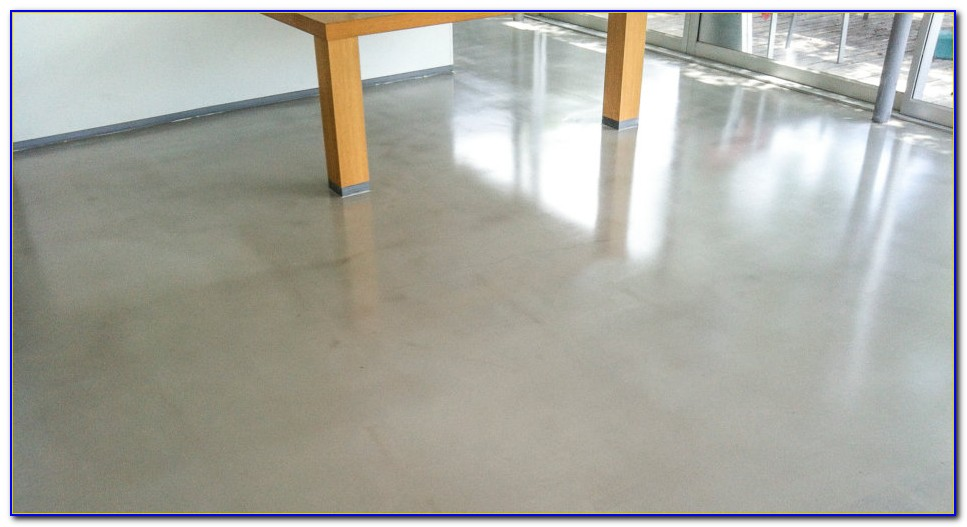 Self Leveling Concrete Floor Repair