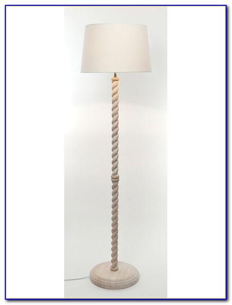 Shabby Chic Floor Lamp Base