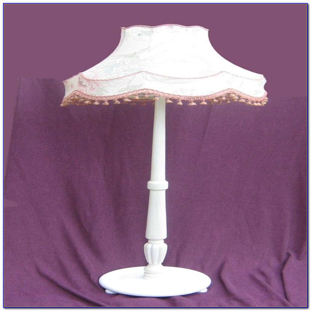 Shabby Chic Floor Lamp Ebay Uk