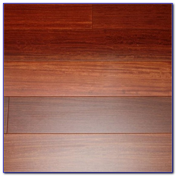 Shaw Santos Mahogany Hardwood Flooring