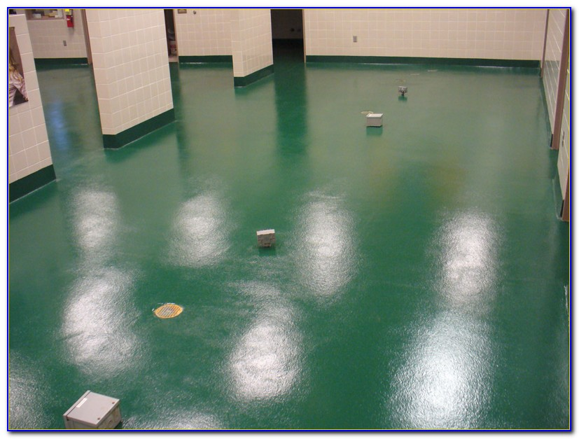 Sherwin Williams Concrete Floor Paint