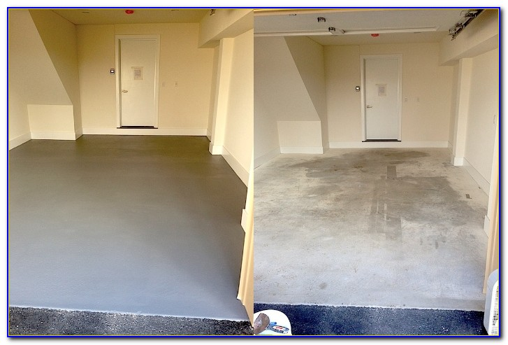 Sherwin Williams Latex Concrete Floor Paint
