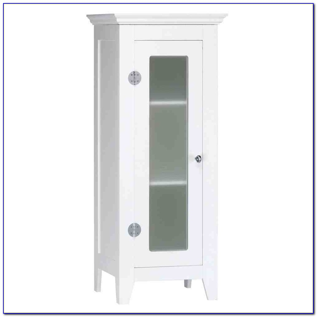 Small Bathroom Floor Standing Cabinets