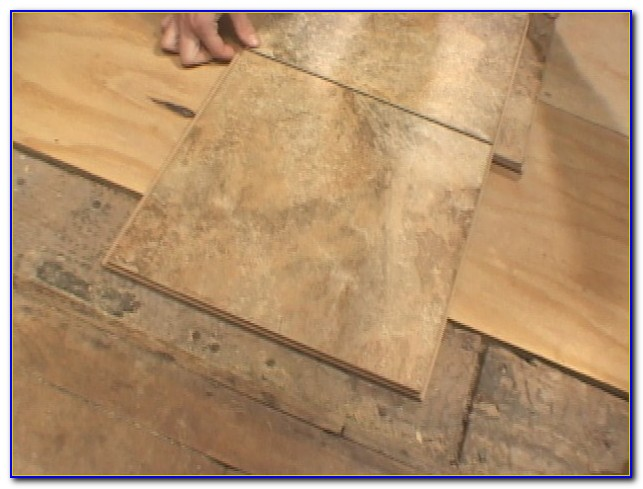 Snap Together Vinyl Flooring Planks