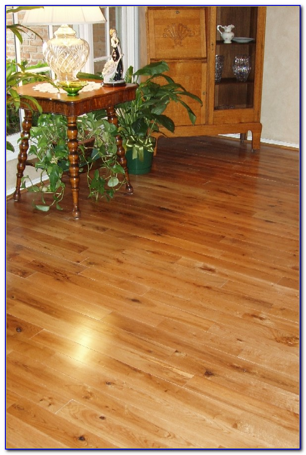 Snap Together Wood Flooring Installation
