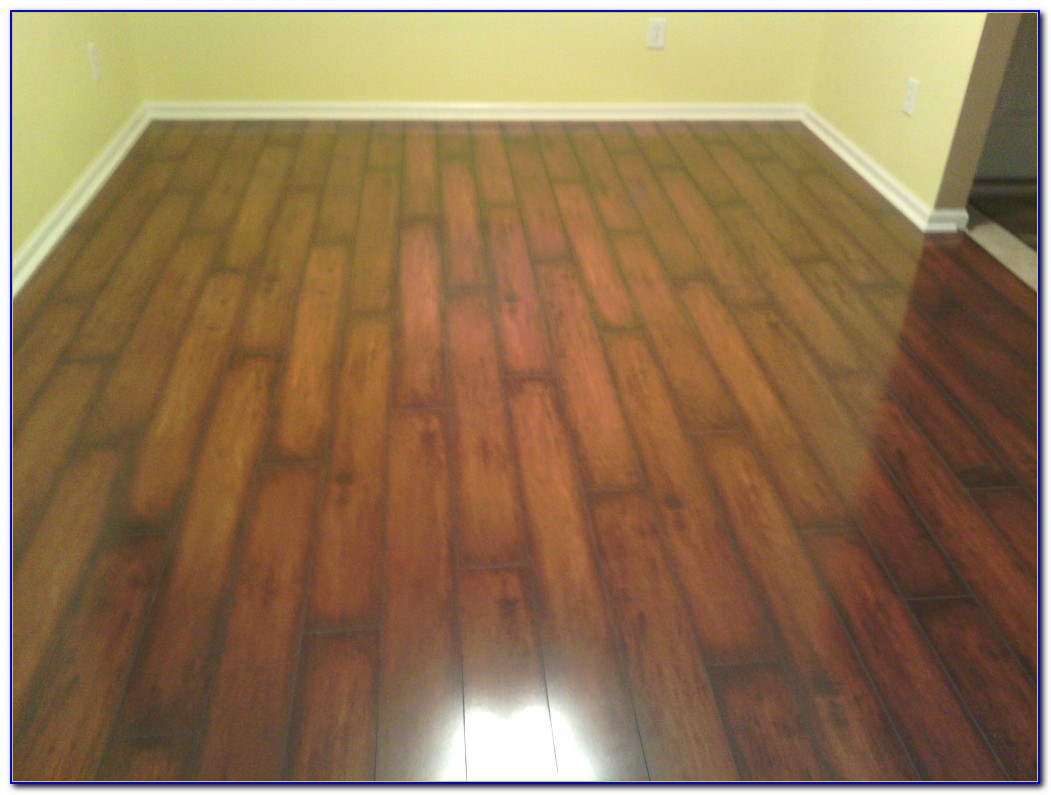St James Laminate Flooring African Mahogany