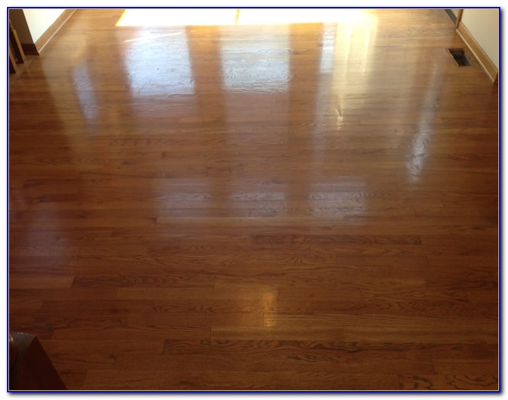 Steam Clean Laminate Wood Floors