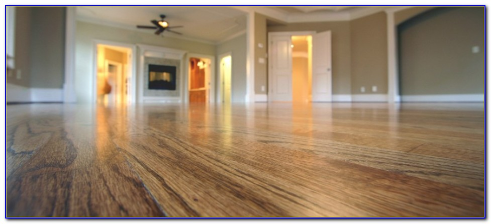Steam Clean Prefinished Hardwood Floors