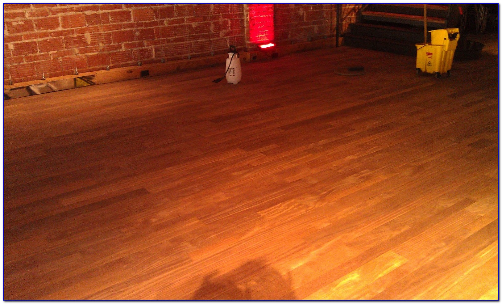 Steam Clean Real Wood Floors