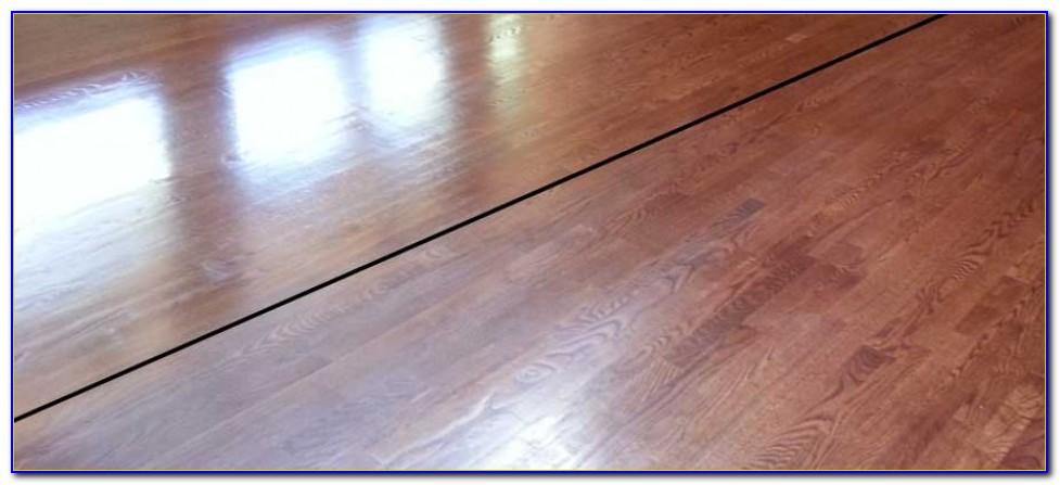 Steam Clean Unsealed Wood Floors