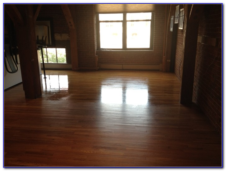 Steam Clean Your Hardwood Floors