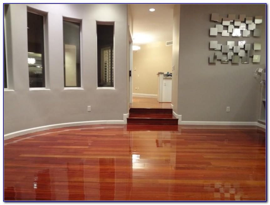 Steam Cleaning Hardwood Floors Safe