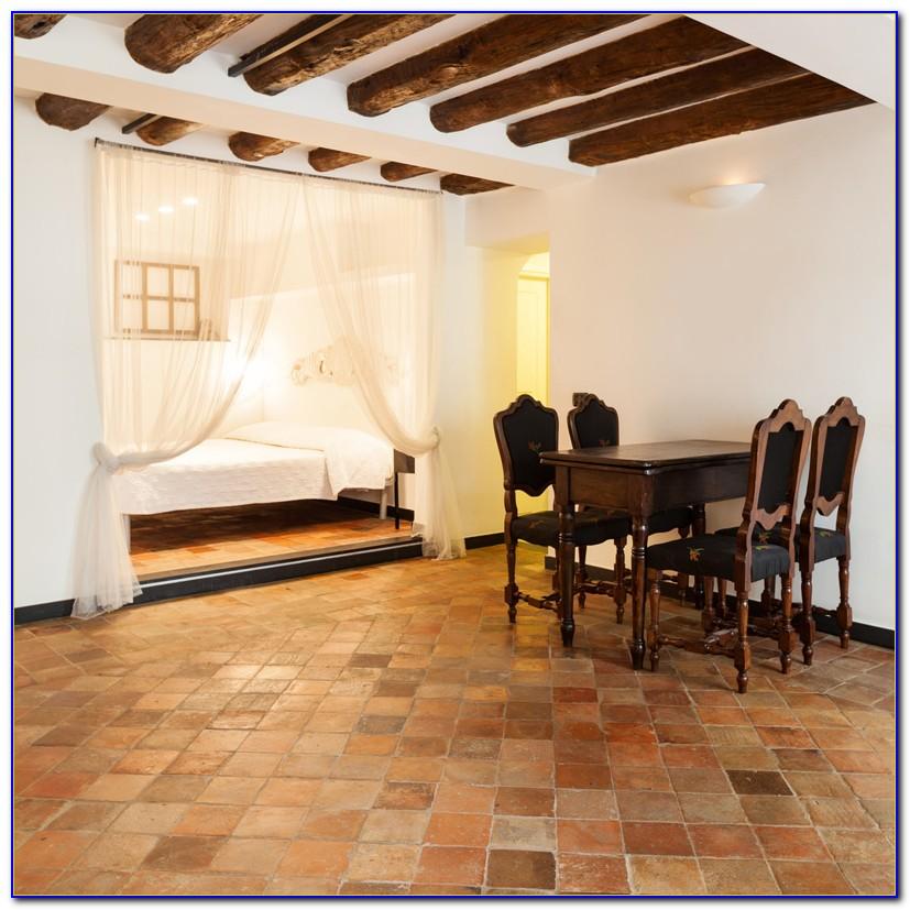 Terracotta Floor Tile Care
