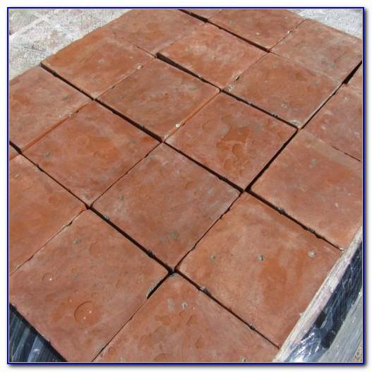 Terracotta Floor Tile Maintenance