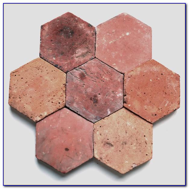 Terracotta Floor Tiles 6x6