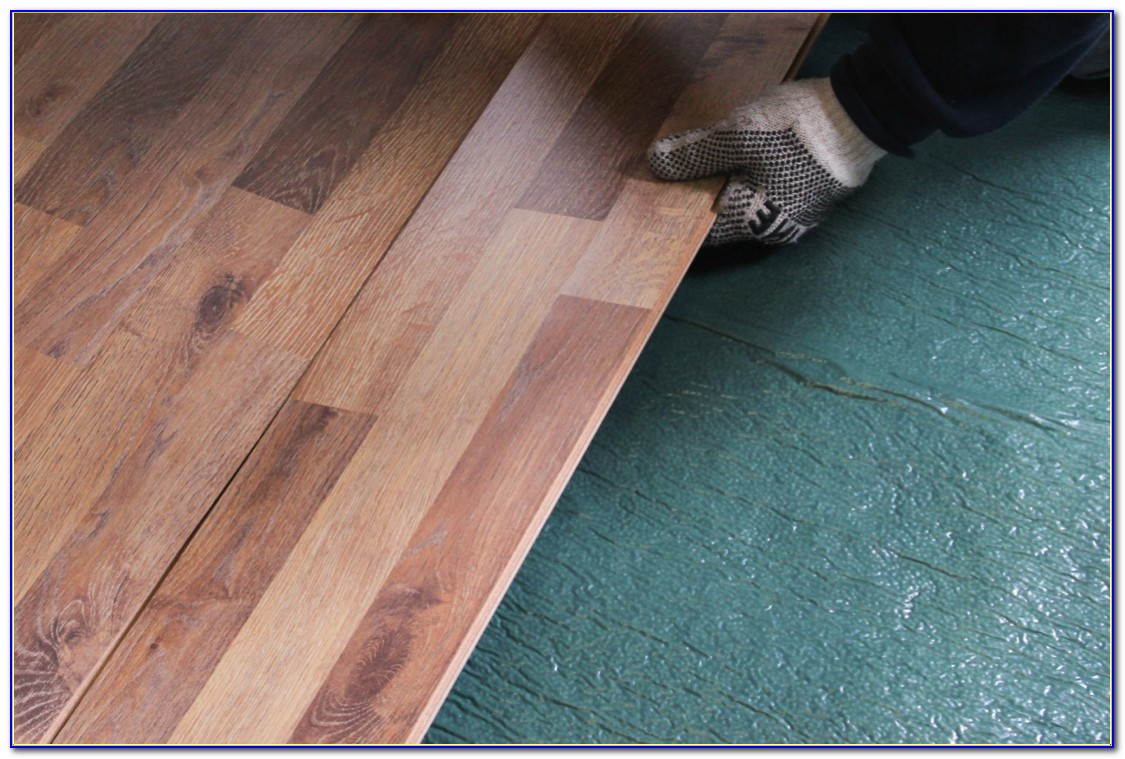 Underlayment For Laminate Flooring In Basement