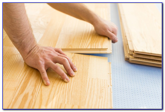 Underlayment For Laminate Flooring In Bathroom