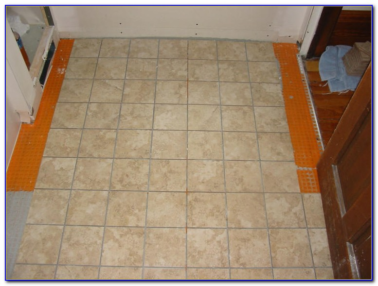 Underlayment For Vinyl Plank Flooring In Bathroom