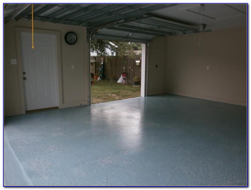 Valspar Garage Floor Coating Kit