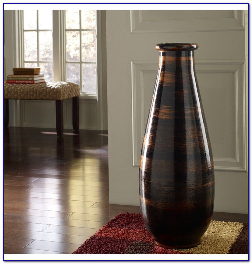 Very Large Floor Vases