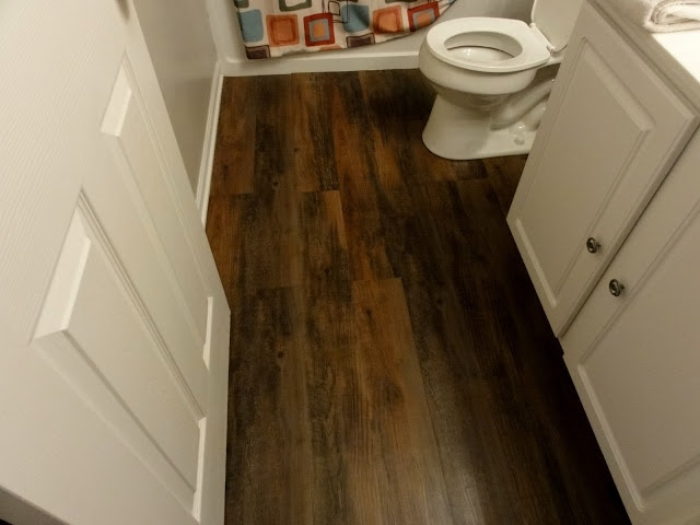 Vinyl Peel And Stick Plank Flooring