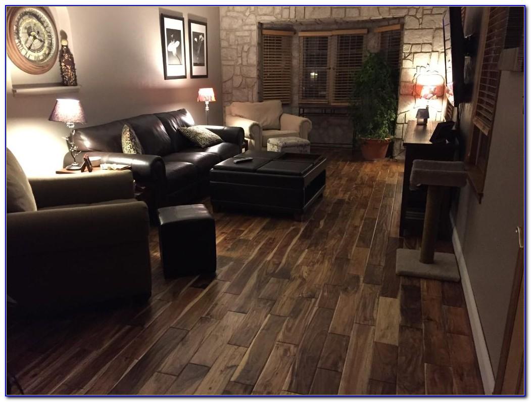 Virginia Mill Works Hardwood Flooring Installation