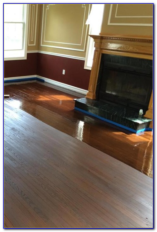 Wax For Prefinished Hardwood Floors