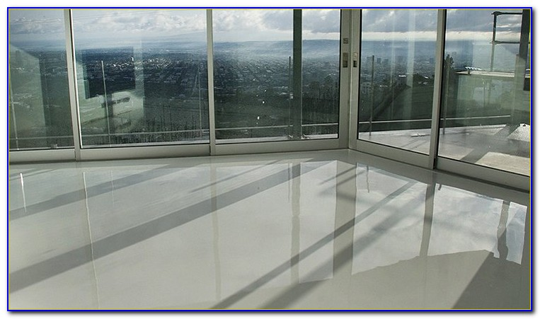 What Is Epoxy Floor Finish