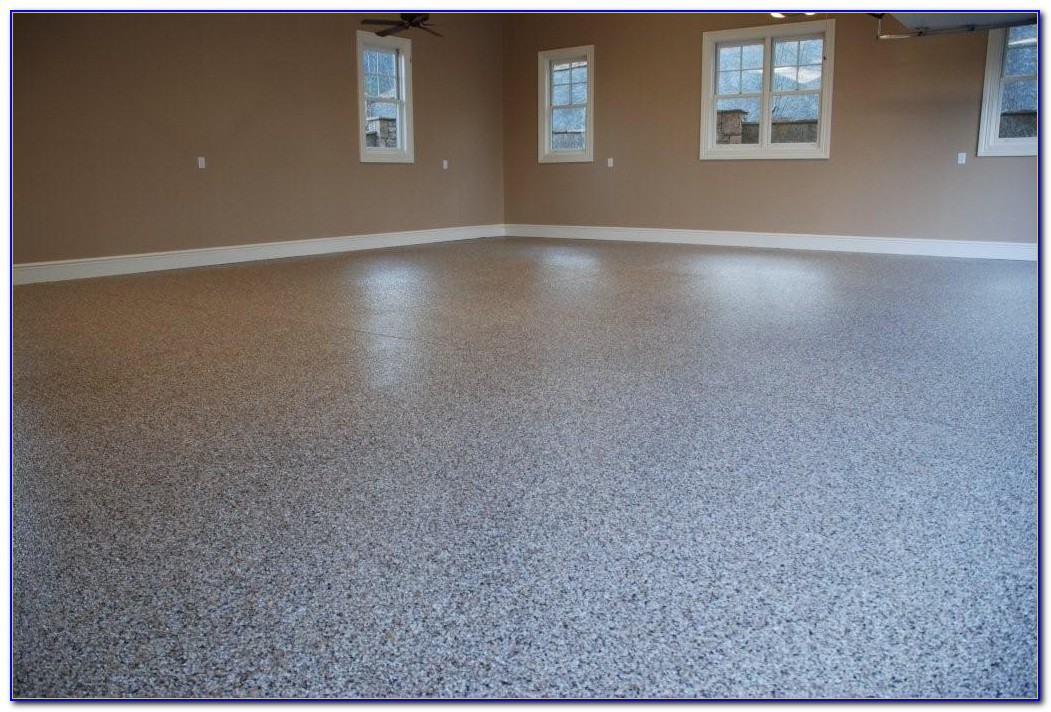 What Is Epoxy Flooring Made Of