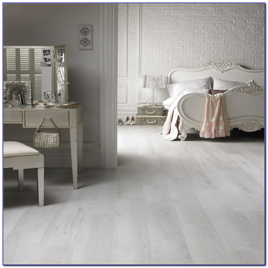 Whitewashed Pine Laminate Flooring