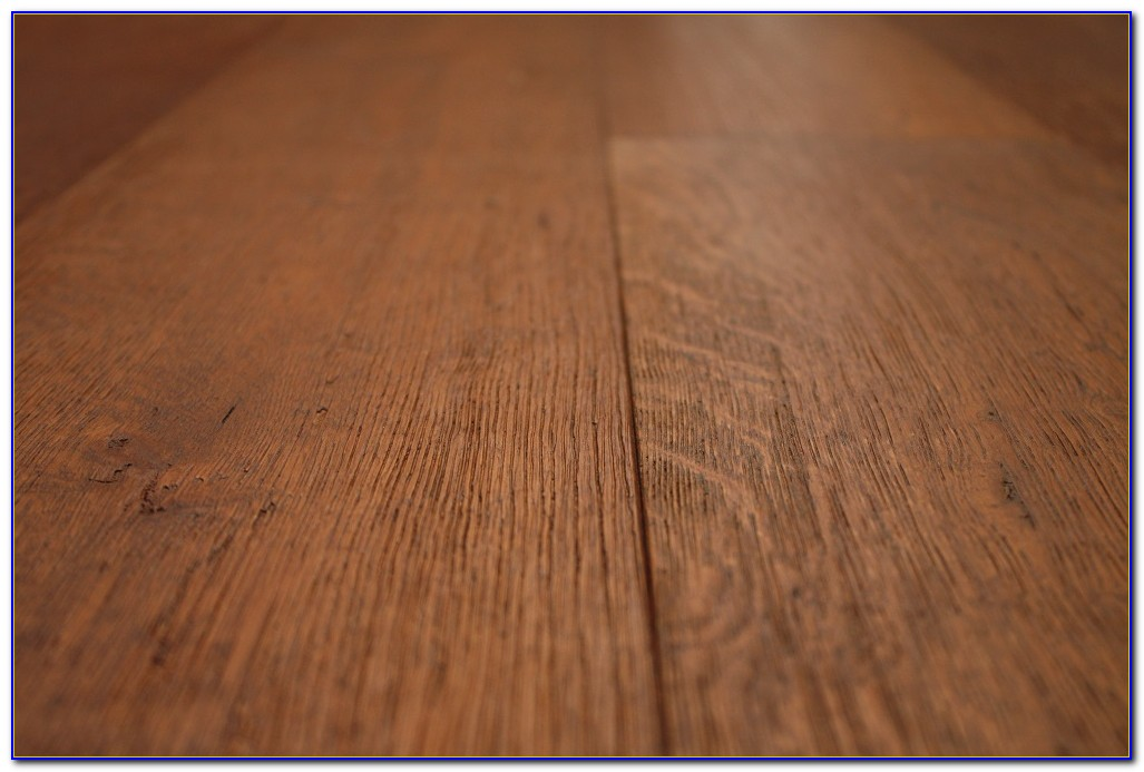 Wire Brushed Wood Flooring Showrooms