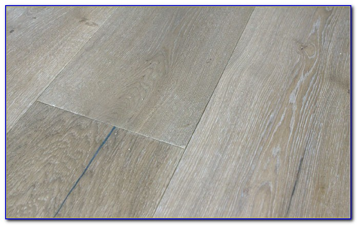 Wire Brushed Wood Flooring