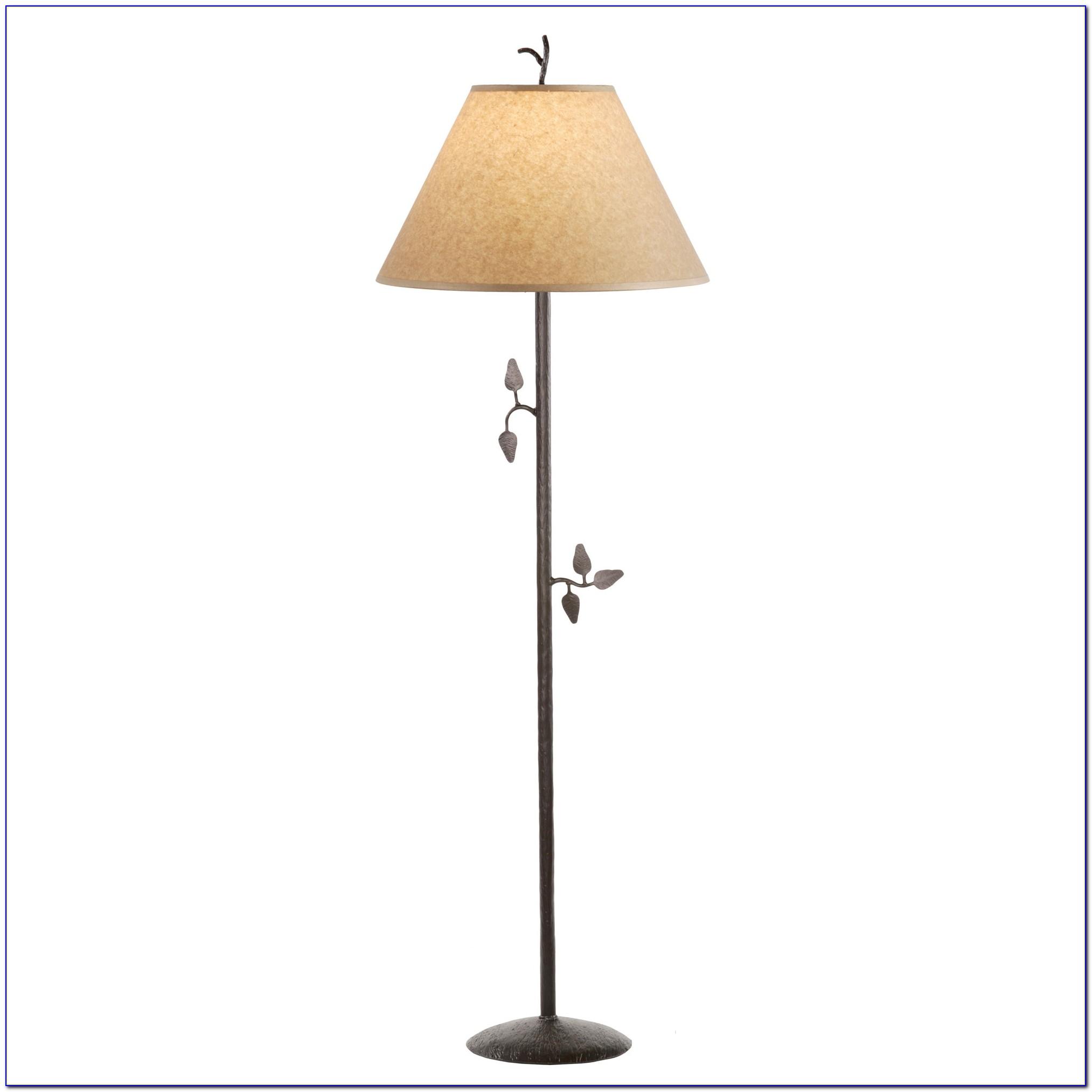 Wrought Iron Floor Lamp Stands