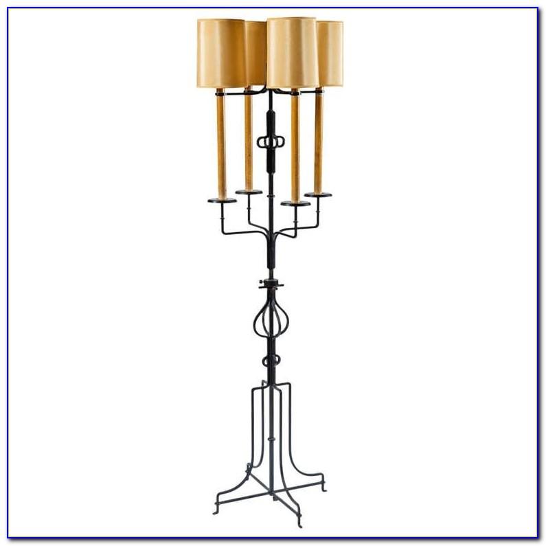 Wrought Iron Floor Lamp Uk