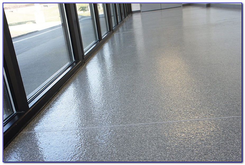 100 Solids Epoxy Floor Coating Canada