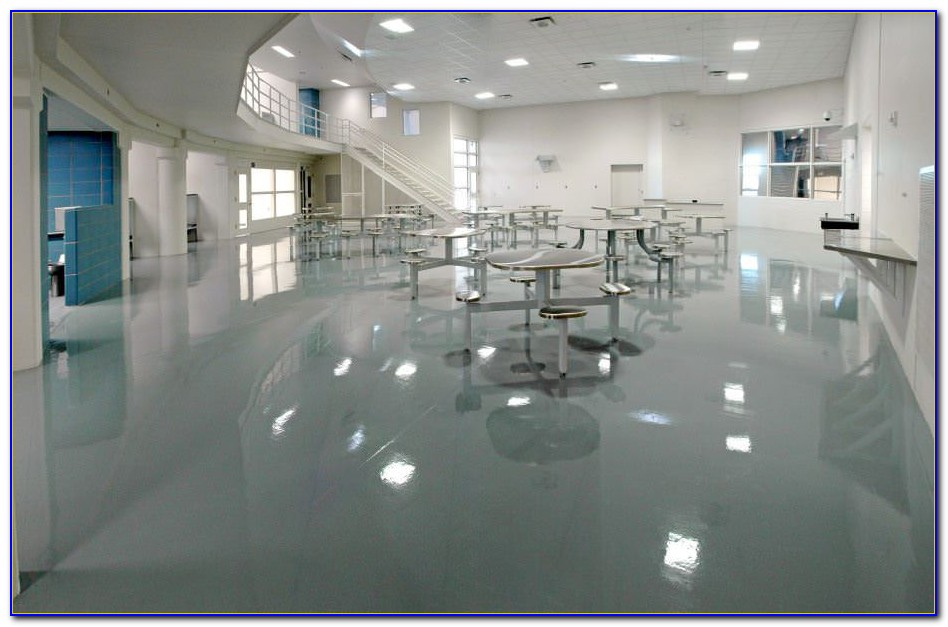100 Solids Epoxy Floor Coating Sherwin Williams