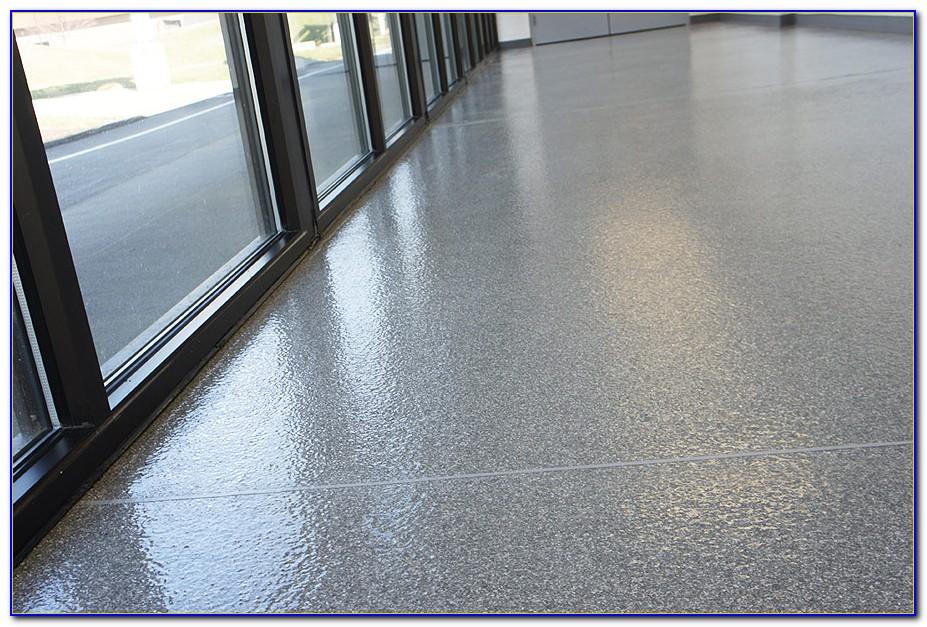 100 Solids Epoxy Garage Floor Coating Canada